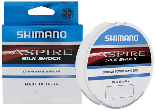 Волосінь SHIMANO Aspire Silk Shock 50m