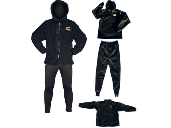 Термобелье SEAFOX Black Warm Suit - M