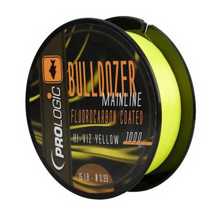 Леска Prologic Bulldozer FC Coated Mono Fluo 1000m