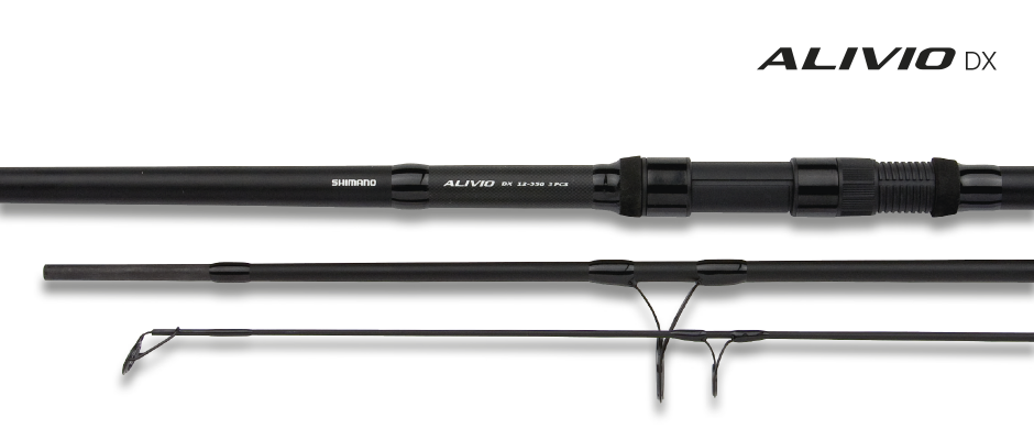 Удилище SHIMANO Alivio DX Speciment 3.66m 3lbs 2sec