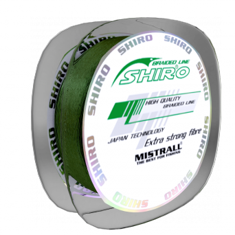 Шнур MISTRALL Shiro BL Green 150m