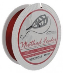 Леска MISTRALL Shiro Method Feeder 0.20mm 150m