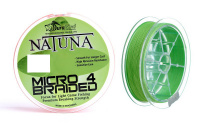 Шнур DuraKing Natuna Micro X4 100m 0.10mm FluoGreen