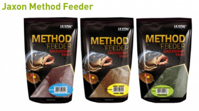 Прикормка JAXON Method Feeder Ready 750g
