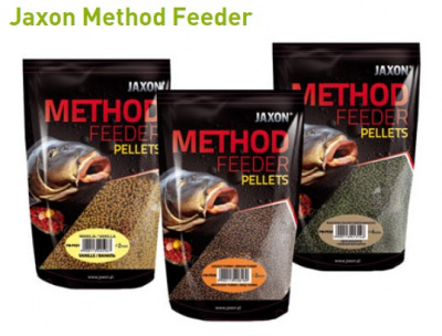 Пеллетс JAXON Method Feeder 4mm 500г